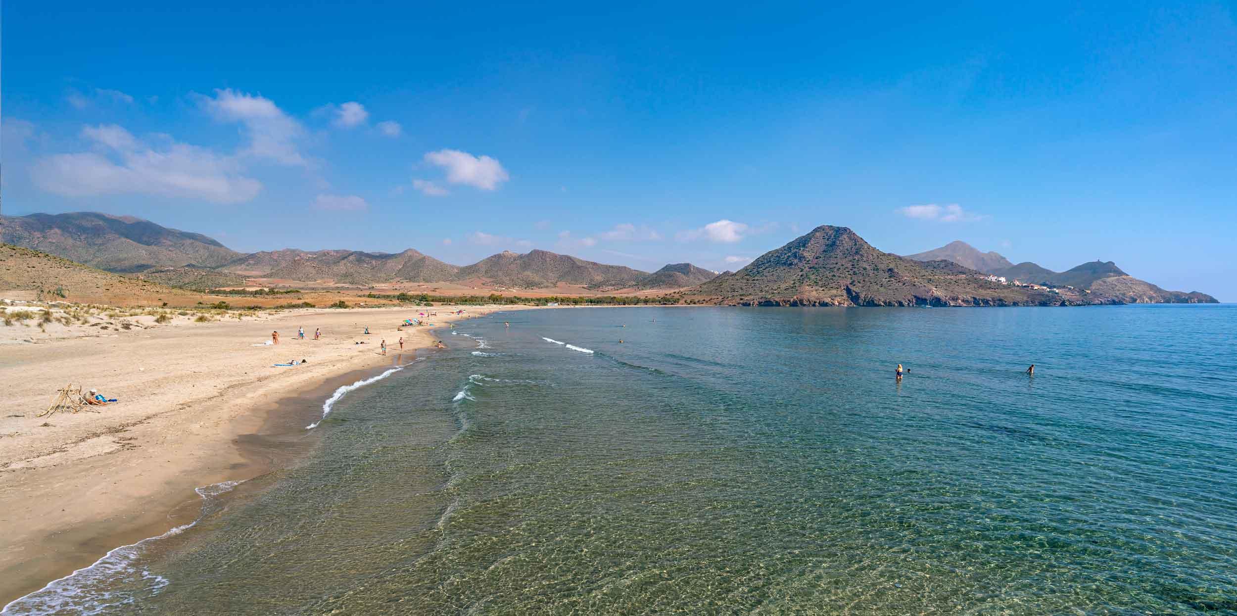 Playa de los Genoveses, Cabo de Gata (2020) | España Guide